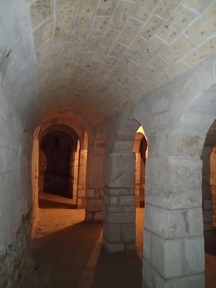 Journées du patrimoine 2017 - Escape Game dans la crypte de la cathédrale Saint-Fulcran