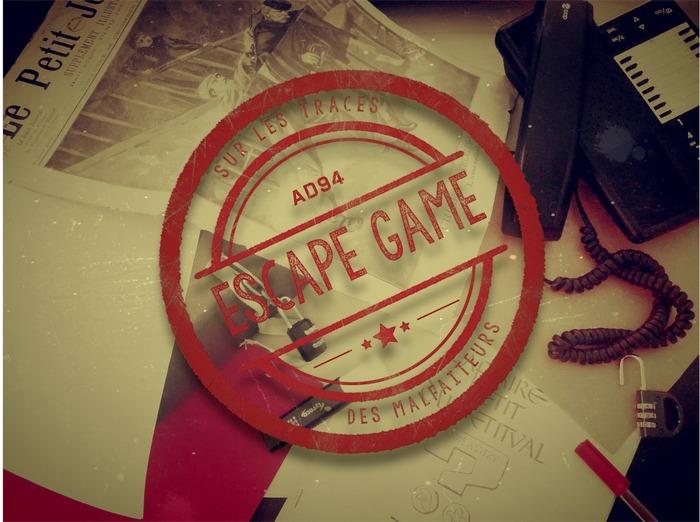 Journées du patrimoine 2018 - Escape game : sur les traces des malfaiteurs