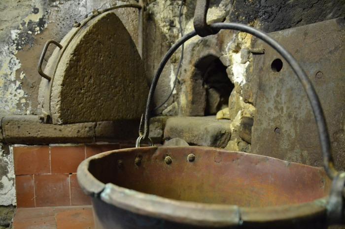 Crédits image : C.Cocheret - Prieuré Saint-Michel de Grandmont