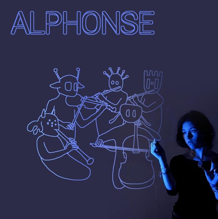 [Espace Roguet] Alphonse et Cie - Conception et réalisation de Marie Redon et Sarah Maschio
