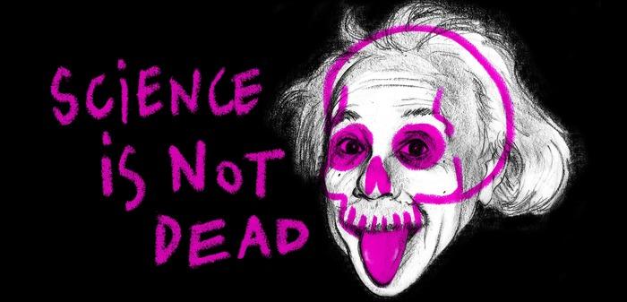 [Espace Roguet] Dark Science Show - Science Comedy Show