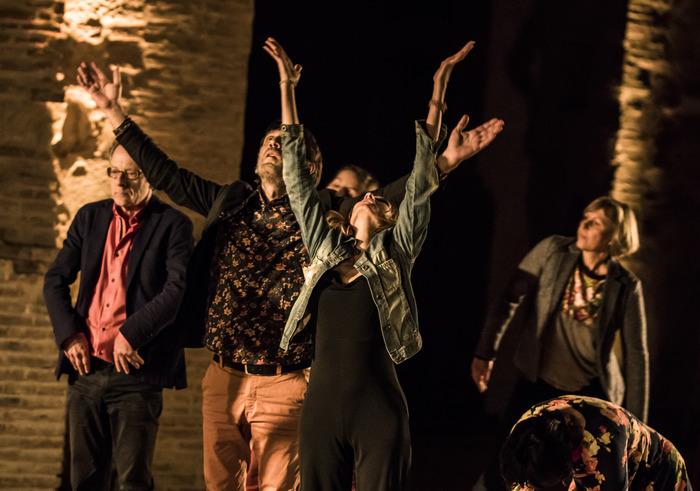 [Espace Roguet] Restitution de l'Atelier participatif Danse et Musique