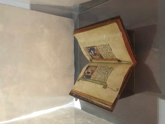 Journées du patrimoine 2018 - Et dans le scriptorium...