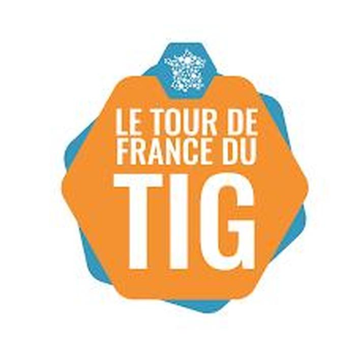 Etape de TOURS du Tour de France du Travail d'intérêt général