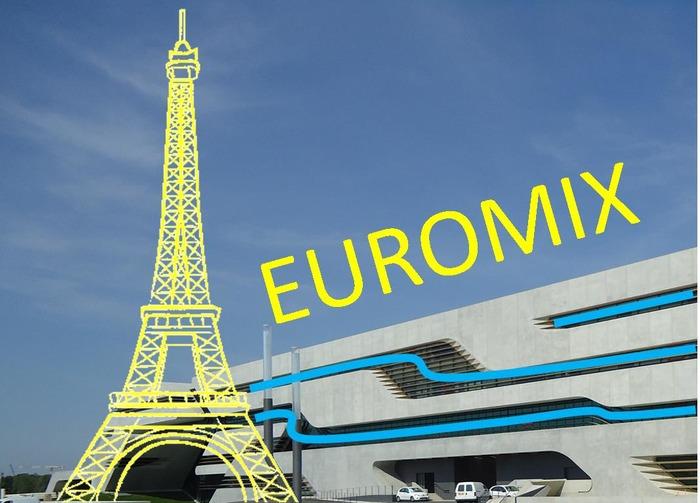 Journées du patrimoine 2018 - Euromix - architectures