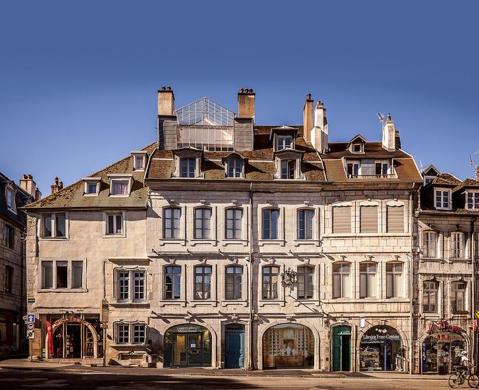 Journées du patrimoine 2018 - Maison natale de Victor Hugo