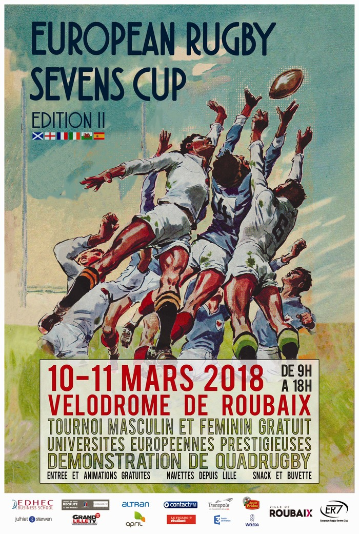 European Rugby sevens cup