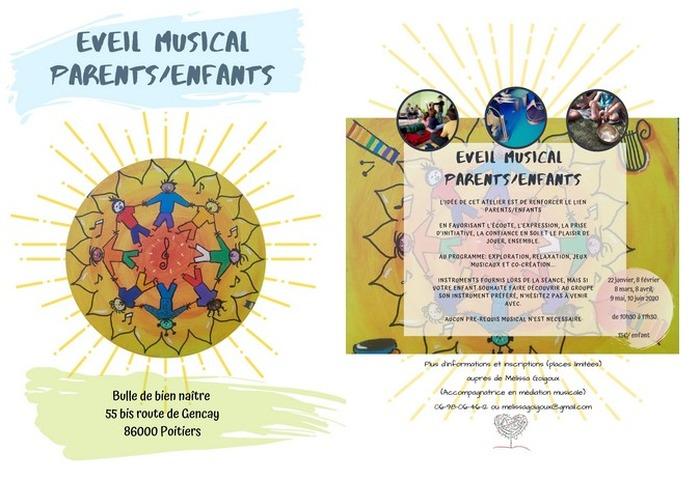 Eveil musical parents/enfants