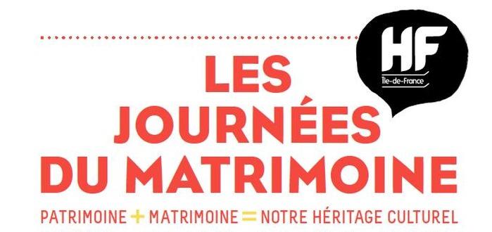 Journées du patrimoine 2018 - Événement Matrimoine soutenu par HF Ile-de-France - Femmes ordinaires femmes extraordinaires