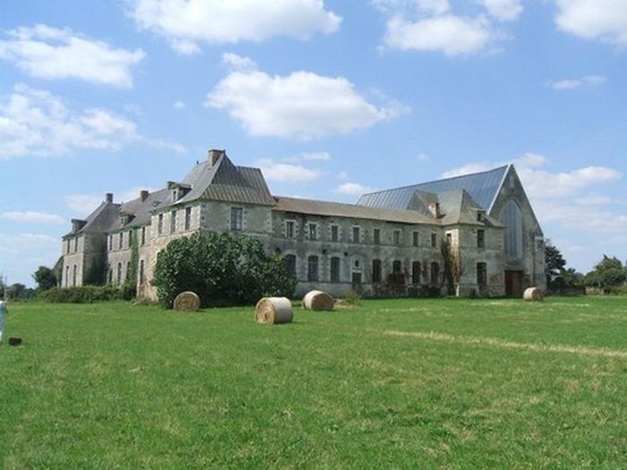 Journées du patrimoine 2018 - Ouverture exceptionnelle de l'Abbaye de Blanche Couronne (44)