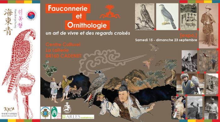 Journées du patrimoine 2018 - Exposition : Fauconnerie et Ornithologie, un art de vivre et des regards croisés