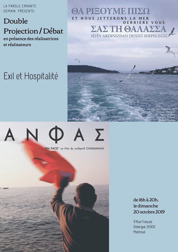 Exil et Hospitalité  - Double Projection / Débat