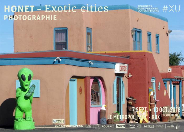 Exotic Cities   Honet – Photographies