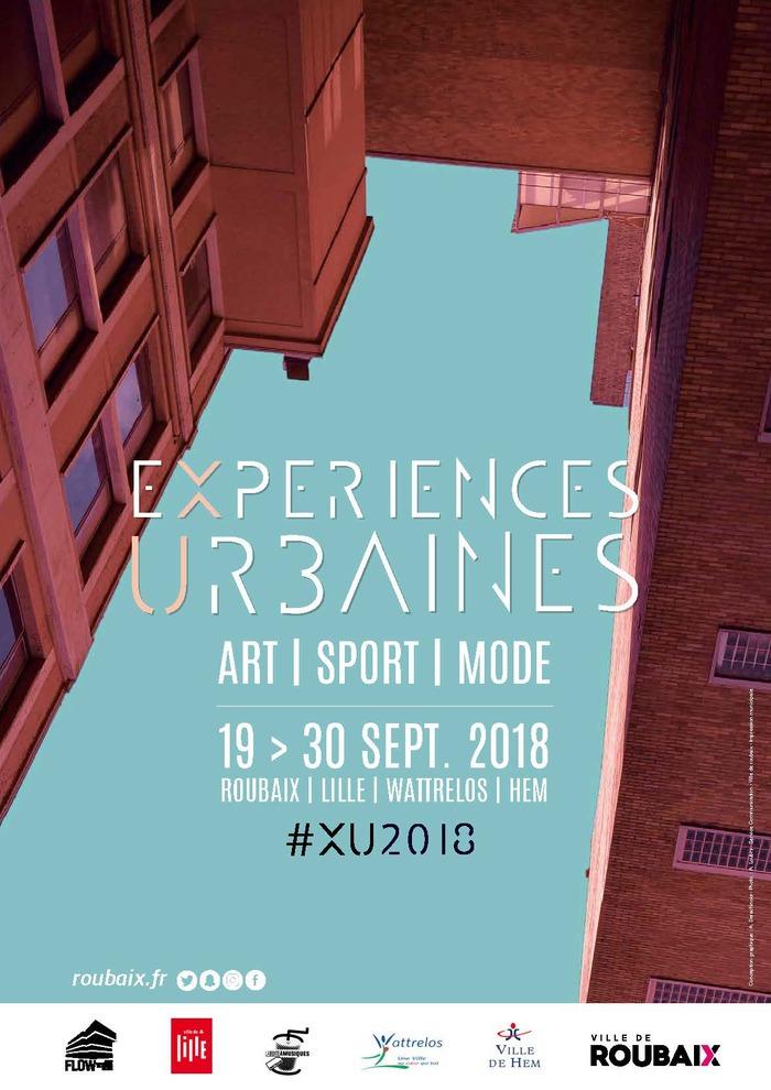 Expériences Urbaines - #XU2018
