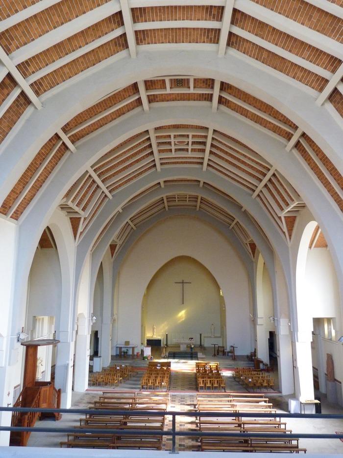 Journées du patrimoine 2018 - Explications sur l'architecture de l'église : Visites libres et guidées