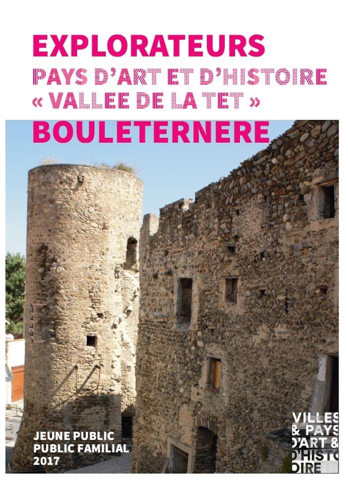 Journées du patrimoine 2017 - Explorateurs : Bouleternère
