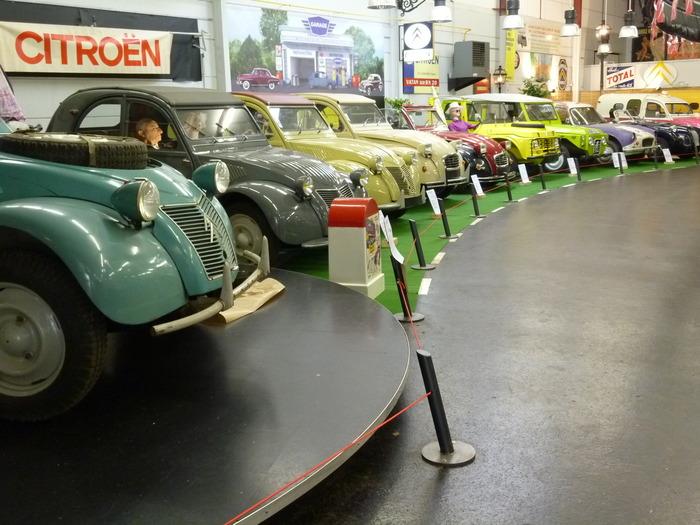 Journées du patrimoine 2018 - Exposition « 2CV & DÉRIVÉS »