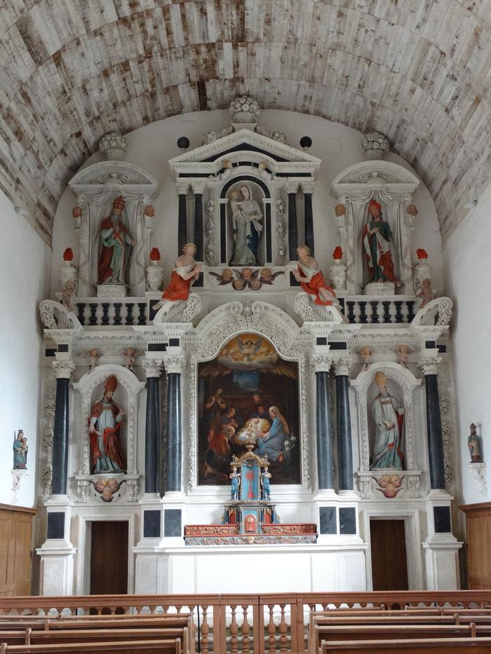Journées du patrimoine 2018 - Exposition photos à La chapelle de Saint-Quirin