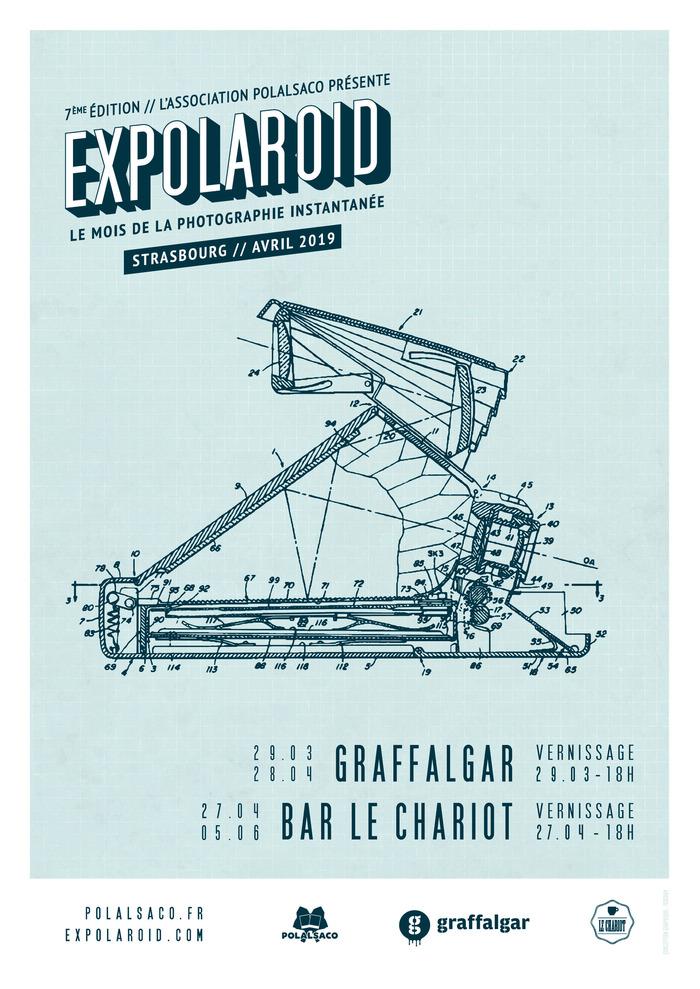 Expolaroid Strasbourg 2019 // Graffalgar