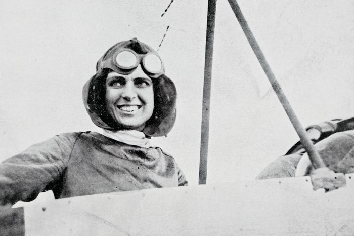 Exposition de l'Association Française des Femmes Pilotes