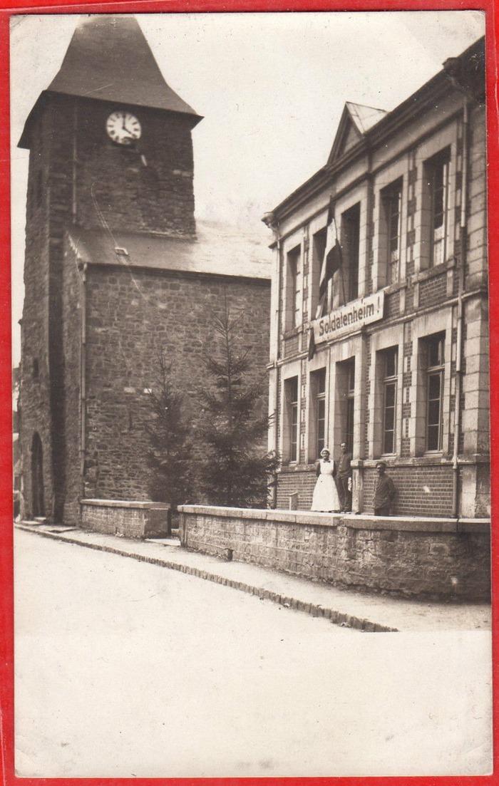 Journées du patrimoine 2018 - Exposition «1918 dans les Ardennes»