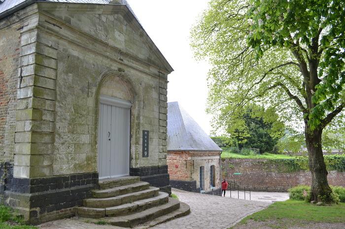 Crédits image : Service Musée / Citadelle