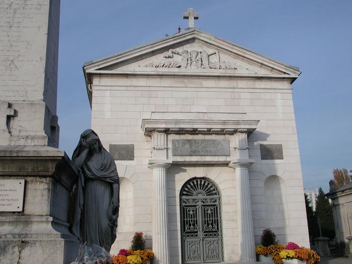 Journées du patrimoine 2018 - Exposition «Le cimetière Saint-Roch : un lieu chargé d'Histoire et d'histoire(s)».