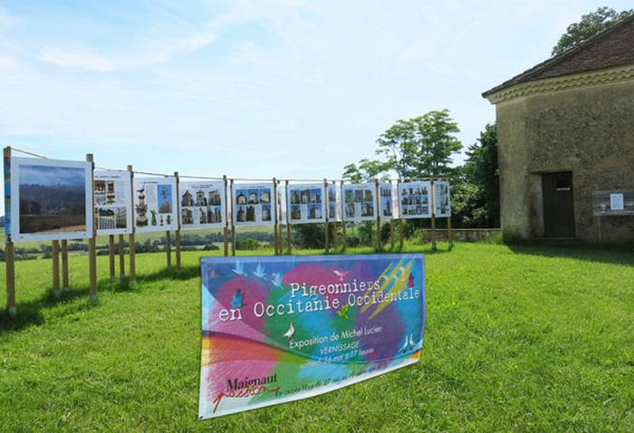 Journées du patrimoine 2018 - Exposition à livre ouvert