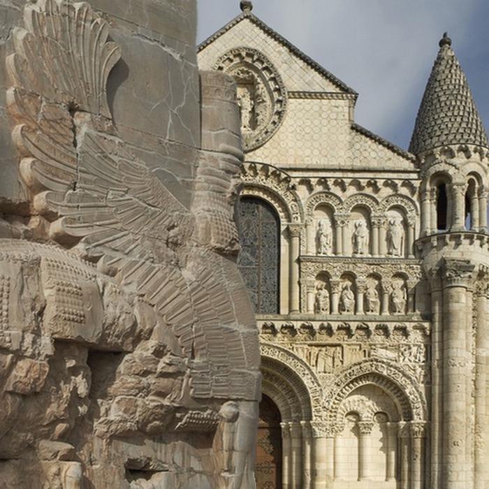 Journées du patrimoine 2018 - Exposition à la cathédrale de Poitiers