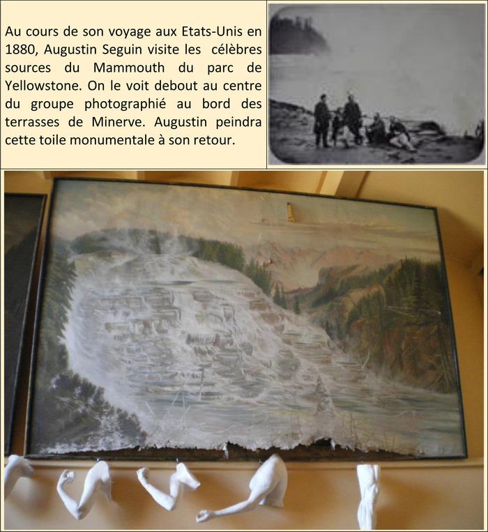 Journées du patrimoine 2018 - Visite libre, visite commentée de l'exposition à Varagnes