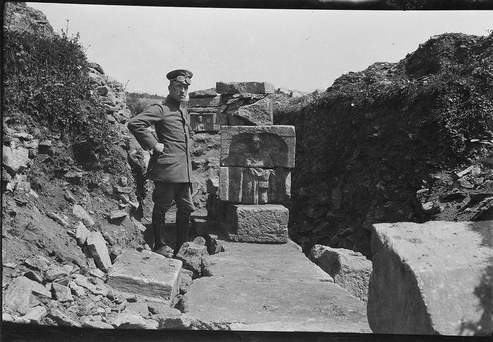 Journées du patrimoine 2018 - «Archéologie dans la Grande Guerre» Exposition