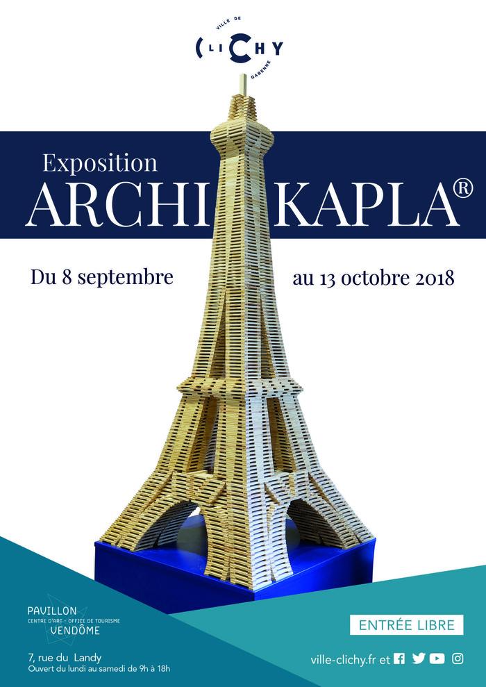 Journées du patrimoine 2018 - Exposition ARCHIKAPLA