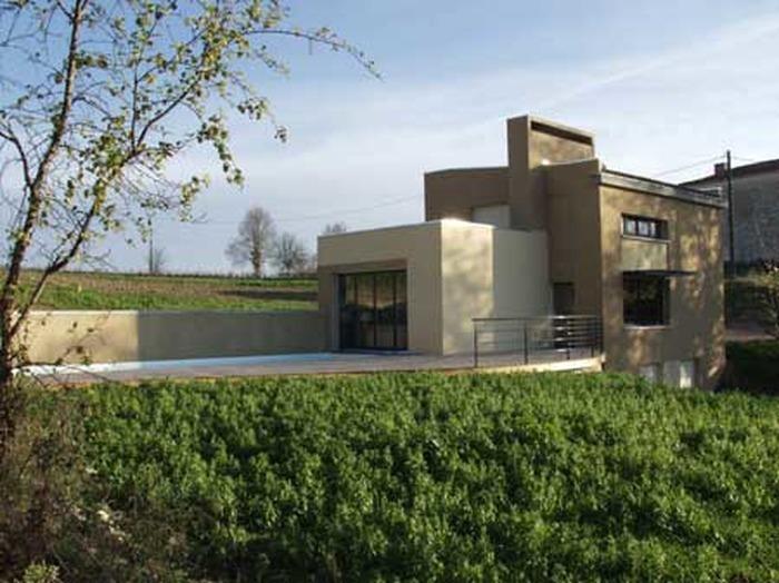 exposition architecture contemporaine dans le tarn maisons individuelles - Architecture Contemporaine Maison Individuelle