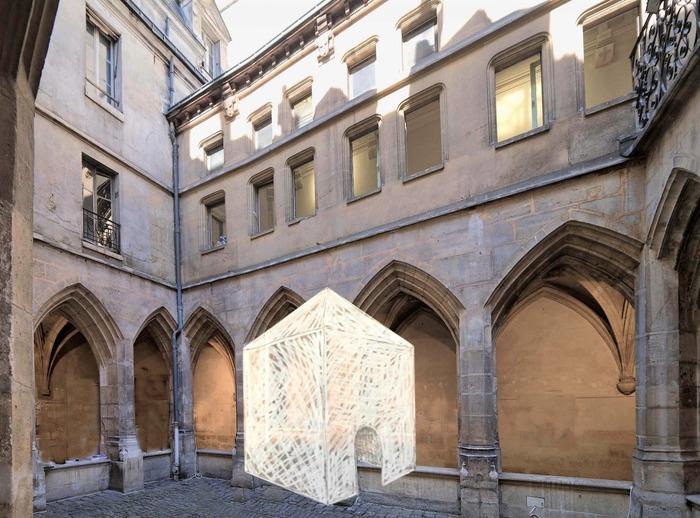Journées du patrimoine 2018 - Exposition de Marjolaine Degremont : art contemporain et historique du lieu