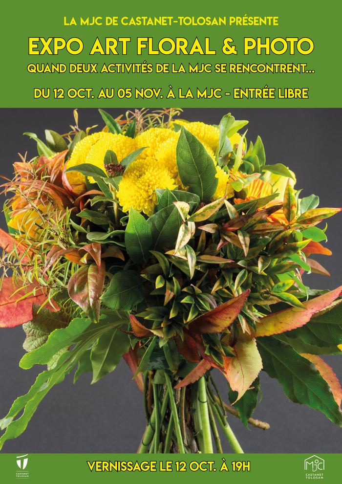 Exposition Art Floral & Photo