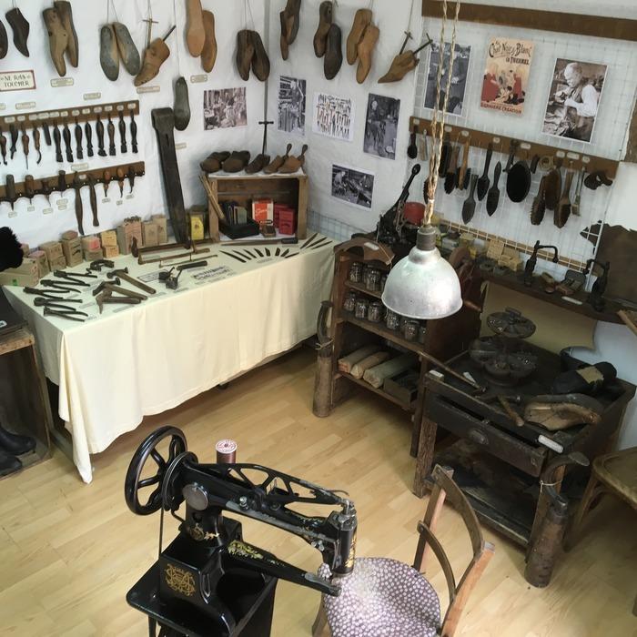Journées du patrimoine 2018 - Exposition : Atelier du Cordonnier