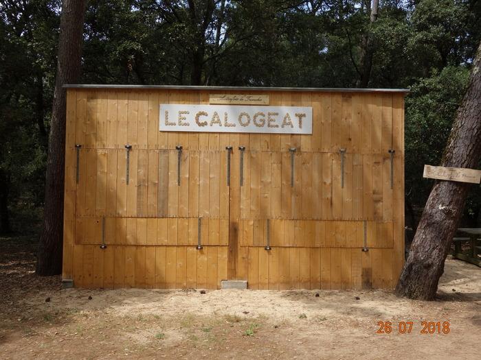 Journées du patrimoine 2018 - Exposition au Calogeat au Parc des Floralies