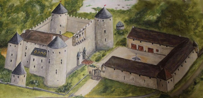 Journées du patrimoine 2018 - Exposition au Château de Ruffey