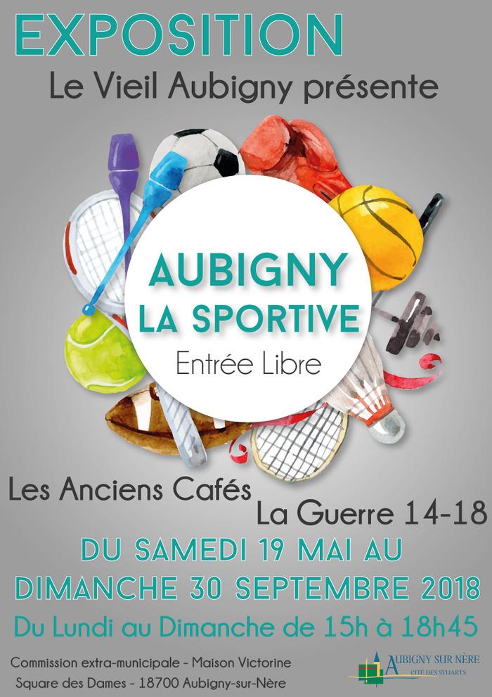 Journées du patrimoine 2018 - « Aubigny la sportive »
