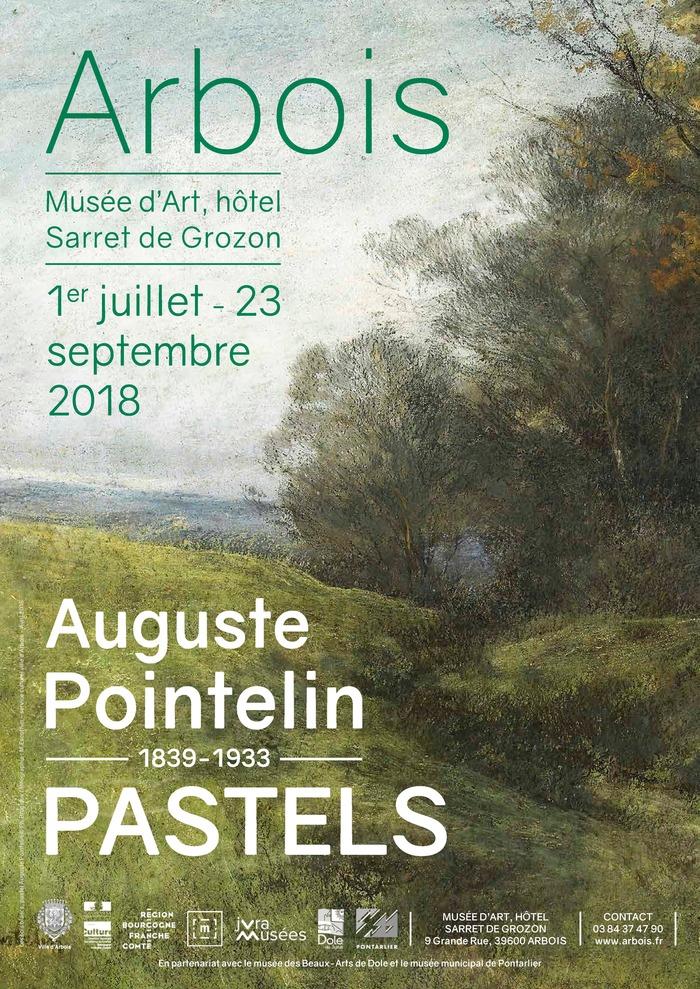 Journées du patrimoine 2018 - Exposition Auguste Pointelin (1839-1933), pastels