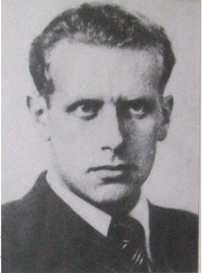 Journées du patrimoine 2018 - Exposition : Autour de Boris Vildé (1908-1942), ethnologue et résistant.