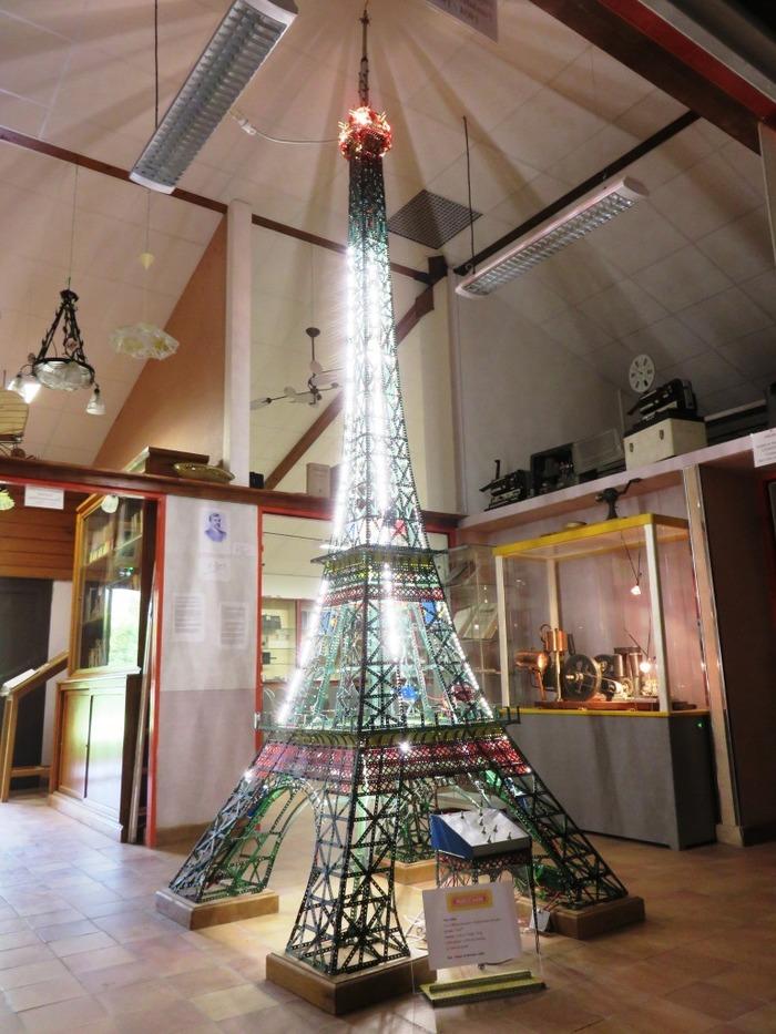Journées du patrimoine 2018 - Exposition autour de Gustave Eiffel