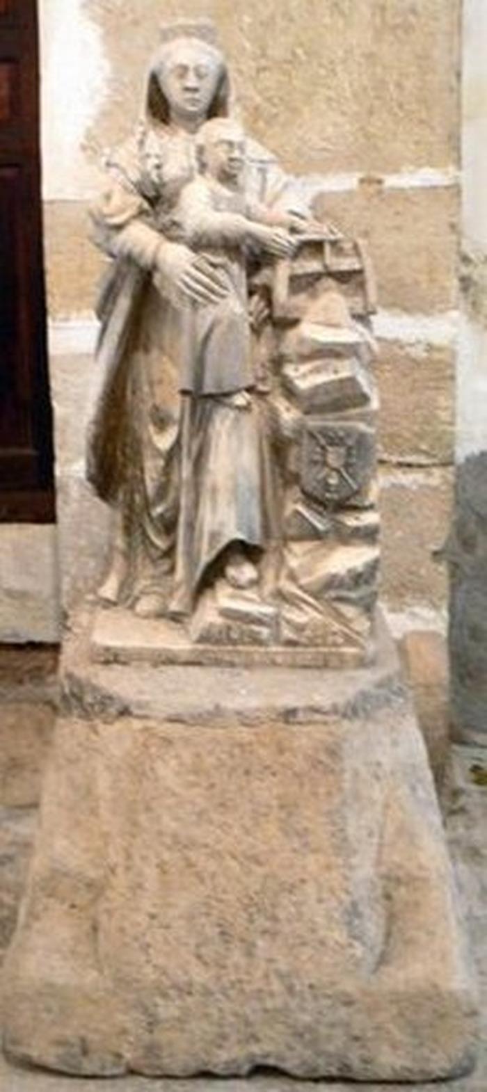 Journées du patrimoine 2018 - Exposition autour de Notre-Dame de Montserrat
