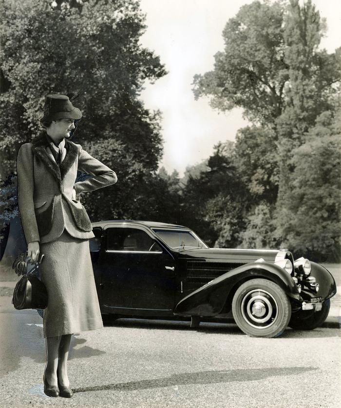 Journées du patrimoine 2018 - Exposition «Bugatti 1937: la route et le rail»
