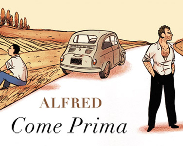 Exposition // Come Prima d'Alfred
