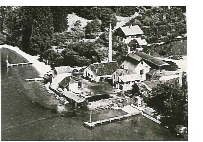 Journées du patrimoine 2018 - Exposition sur l'ancienne usine à gaz de Thonon