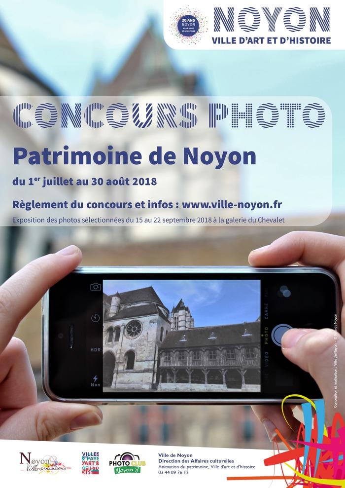 Journées du patrimoine 2018 - Exposition Concours photos