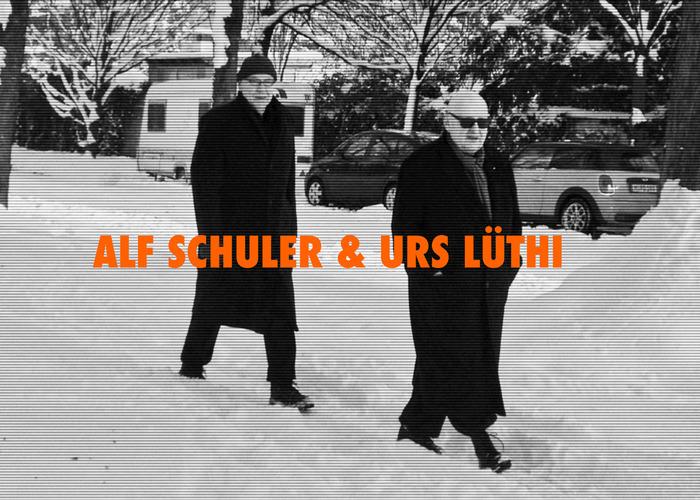 Exposition d'art Contemporain de Alf Schuler et Urs Lüthi