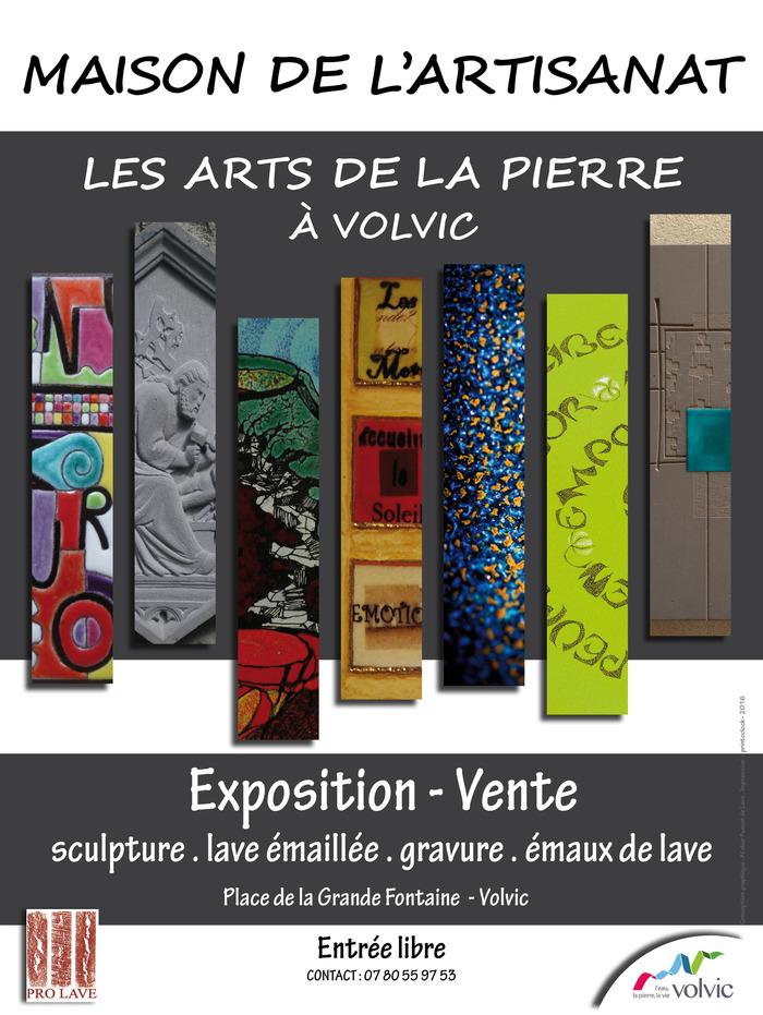 Journées du patrimoine 2017 - Exposition d'artisans de la pierre