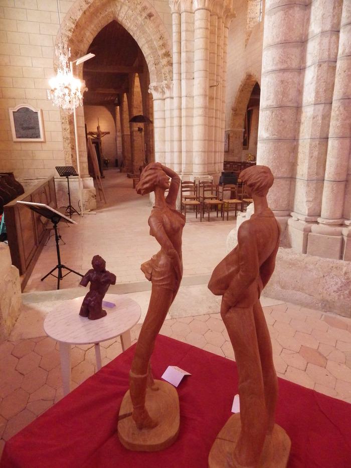 Journées du patrimoine 2018 - Exposition d'artistes contemporains
